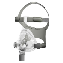 Fisher & Paykel Simplus CPAP-Masque facial vue de face