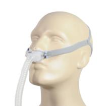 ResMed AirFit P10 CPAP Masque à coussin nasal vue de dessous