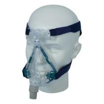 Resmed Mirage Quattro Masque complet vue de face 02