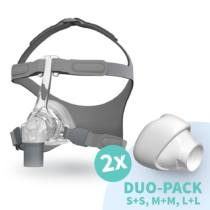 Fisher & Paykel Eson PPC Masque nasal porté
